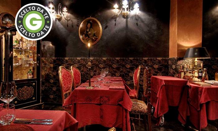 SA TANCA CROSTACERIA - Roma: Sa Tanca Crostaceria - Cena di pesce con ostriche e bottiglia di vino da 39 €
