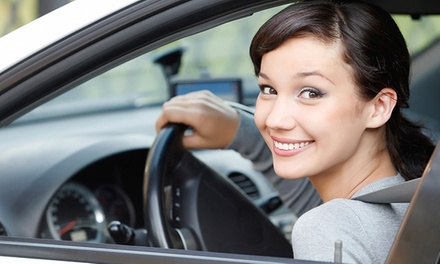 $15 for an Online Driver's Ed Course with DMV Certificate of Completion ($69.95 Value)