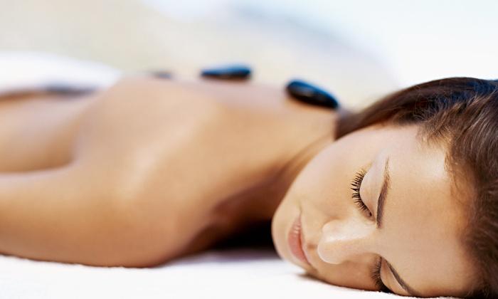 Metta Massage & Yoga Clinic - Westboro: 60-Minute Hot-Stone Massage or Reflexology Treatment at Metta Massage & Yoga Clinic (51% Off)