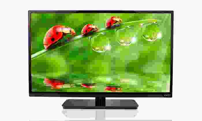 "VIZIO 32"" LED TV: Vizio 32"" LED TV (E320-A0) (Refurbished). Free Returns."