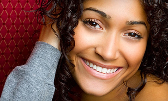 The Body Spa - Niagara Falls: One or Three 40-Minute Teeth-Whitening Treatments at The Body Spa (Up to 56% Off)