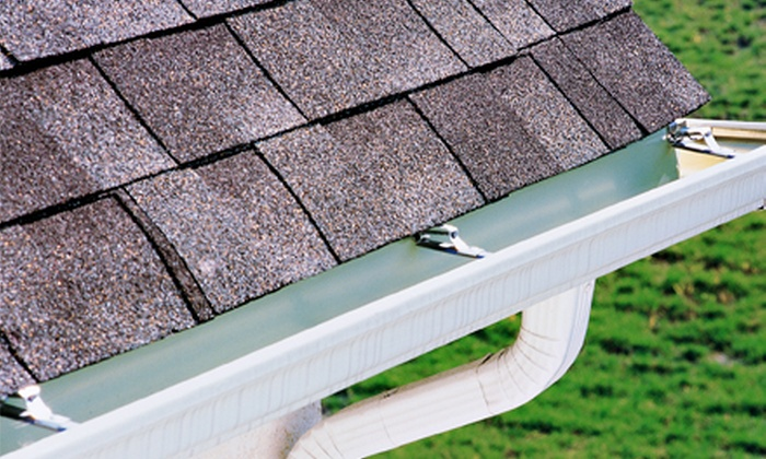 Metro Gutter & Home Services, Inc. - Washington DC: Professional Gutter Cleaning for Homes Up to 3,000 or 4,000 Sq. Ft. from Metro Gutter & Home Services, Inc. (51% Off)