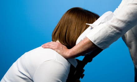 Chiropractic Exam with Four or Eight Adjustments at Chiropractic Wellness Center (Up to 94% Off)