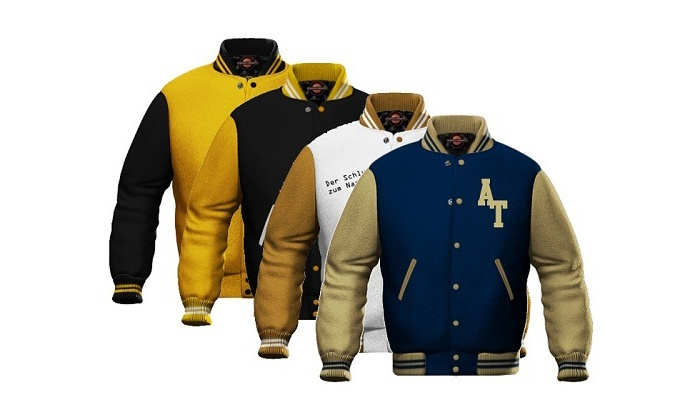 College jacke individuell