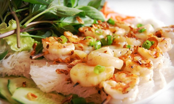 Viet Royale - Falls Church: Vietnamese Cuisine and Nonalcoholic Drinks at Viet Royale (Half Off). Two Options Available.