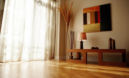 Hardwood-Floor Cleaning and Preservation from One Touch Commercial & Carpet Cleaning (56% Off)