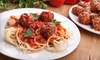 Vince's Italian Restaurant - Palatine: Italian Lunch or Dinner Cuisine at Vince's Italian Restaurant in Palatine (Up to 53% Off)