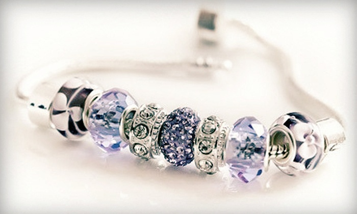 Belleza Jewelry: $35 for Any Petite Bracelet or $100 for $200 Worth of Jewelry from Belleza Jewelry