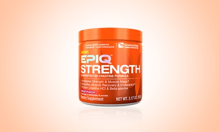Epiq Strength Supplements (60 Servings)