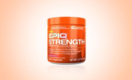 Epiq Strength Supplements (60 Servings)