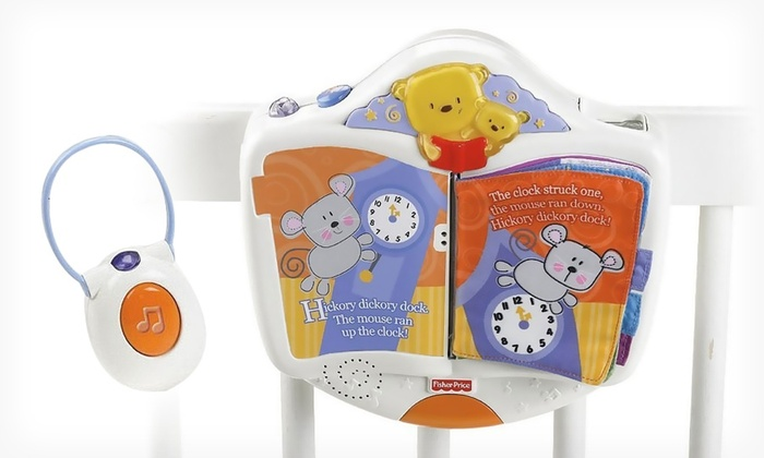 Fisher Price Discover N Grow Storybook Projection Soother