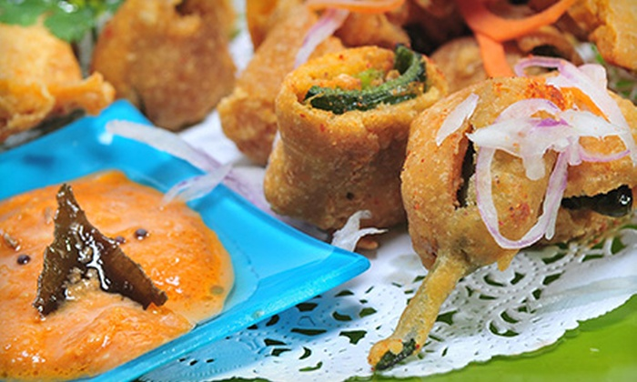 Ruchi India - Ridgeland: Indian Food for Lunch or Dinner at Ruchi India (Up to 52% Off)