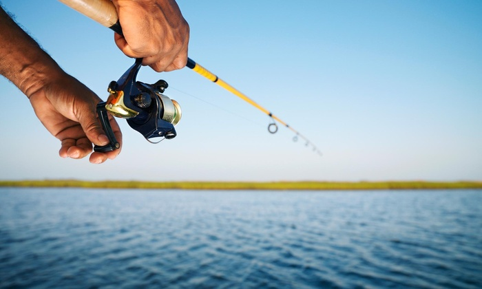 Captain Hook's Charter Fishing - Captain Hook's Charter Fishing: Four-Hour Perch-Fishing Trip for Two, Four, or Six People from Captain Hook's Charter Fishing (Up to 54% Off)