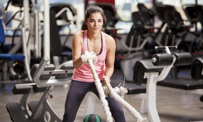 Adamant Crossfit - Mahaffie Business Park: Four Weeks of Unlimited CrossFit Classes at Adamant CrossFit (70% Off)