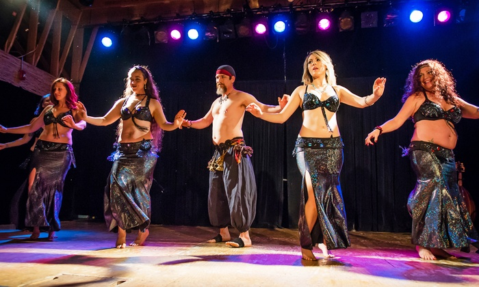 Starbelly School of Dance - Depot Bench: Intro to Belly Dance or Toltec Energy Dance Course for One or Two at Starbelly School of Dance (Up to 62% Off)