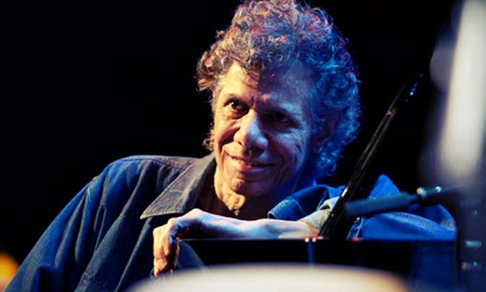 Chick Corea and Béla Fleck - RUTH ECKERD HALL: Chick Corea and Béla Fleck at Ruth Eckerd Hall on August 23 at 8 p.m. (Up to 52% Off)