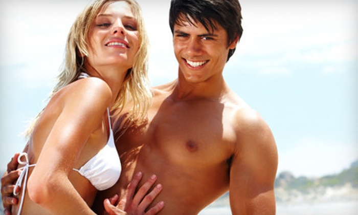 Sunsation Spa - Drake: Four or Eight Tanning Sessions in Any Bed at Sunsation Spa (Up to 58% Off)