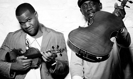 Black Violin at Genesee Theatre on Friday, February 20, at 8 p.m. (Up to 49% Off)