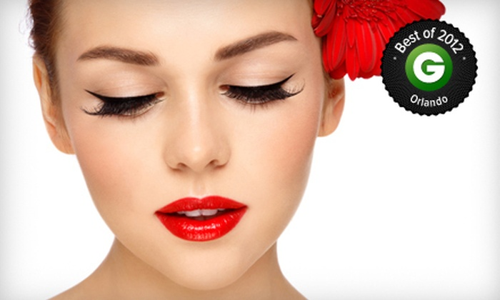 Goldfingers Skin Care - Altamonte Springs: Eyelash Extensions with Option for Fill at Goldfingers Skin Care (Up to 79% Off)