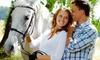 Gita a cavallo nel Casentino