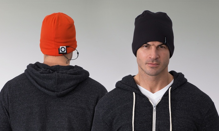 Aerial7 Sound Disk Sports Beanie: $18 for an Aerial7 Sound Disk Sports Beanie in Black, Blue, Red, or White ($45 List Price). Free Shipping and Returns.