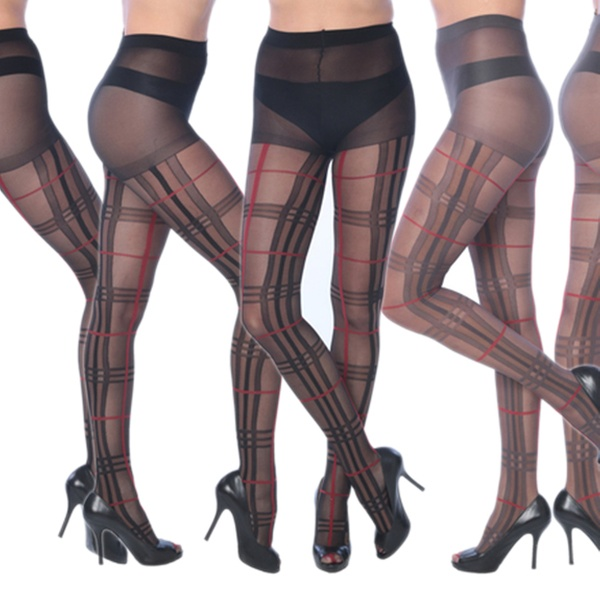 7e5f9c4bf Isadora Women s Sheer or Fishnet Tights (6-Pack)