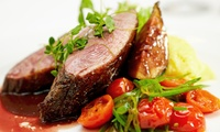 Choice of Main Meal for Two or Four at Ravelston House (Up to 42% Off)