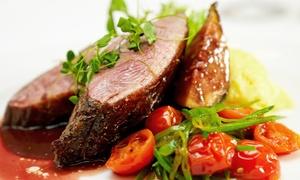 Les Chevaux de Marly: Menu découverte en 2 services ou menu gastronomique en 3 ou 4 services pour 2 personnes dès 35 € aux Chevaux de Marly