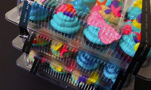 The CupKA'AK Bar: One or Two Dozen Cupcakes, or $12 for $20 Toward Custom Cupcake Order at The CupKA'AK Bar