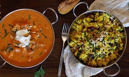 Three-Course Indian Meal for Two or Four at Ambala Dublin