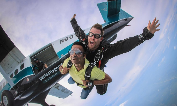 Skydive chicago groupon : Modernmanbags com