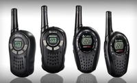 GROUPON: Cobra MicroTalk Precharged 2-Way Radios Cobra MicroTalk Precharged 2-Way Radios