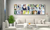 Panorama Collage Canvas Print in Choice of Size from CanvasJet.com (Up to 67% Off)