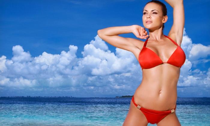 Athena Aveda Salon Spa - Greeley: One or Two Bikini or Brazilian Waxes, or Two Brow or Underarm Waxes at Athena Aveda Salon Spa (Up to 47% Off)