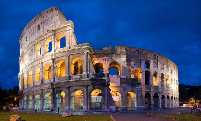 Italy Vacation with Round-Trip Airfare - Rome: Eight-Day Rome and Florence Vacation with Round-Trip Airfare from Great Value Vacations