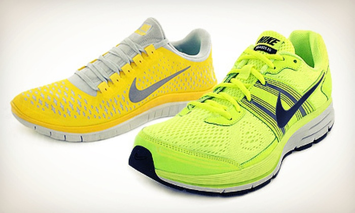 Running Center - San Diego: $25 for $50 Worth of Running Shoes, Apparel, and Accessories at Running Center