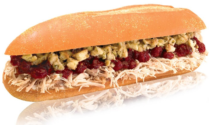Capriotti's Sandwich Shop - Multiple Locations: Sandwiches and Salads from the Regular or Catering Menu at Capriotti's Sandwich Shop