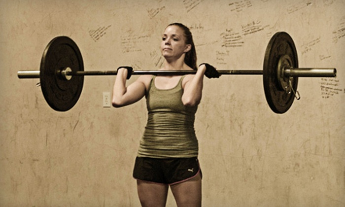 CrossFit BA - Broken Arrow: One Month of Unlimited Classes for One or Two at CrossFit BA (Up to 66% Off)