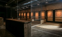 Urban Axe Throwing Experience at Whistle Punks, Manchester and Birmingham