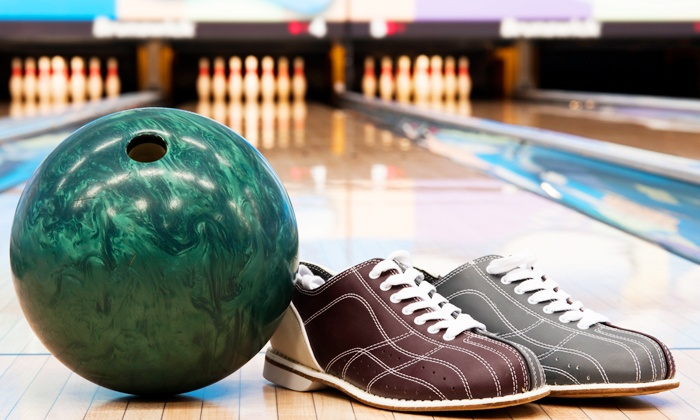 Spare Time - Birmingham: Two Games of Bowling and Shoe Rental for Two or Four at Spare Time (Half Off)
