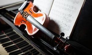 Erremusica: 5 lezioni teoriche e pratiche di musica in strumenti a scelta o canto (sconto fino a 87%)