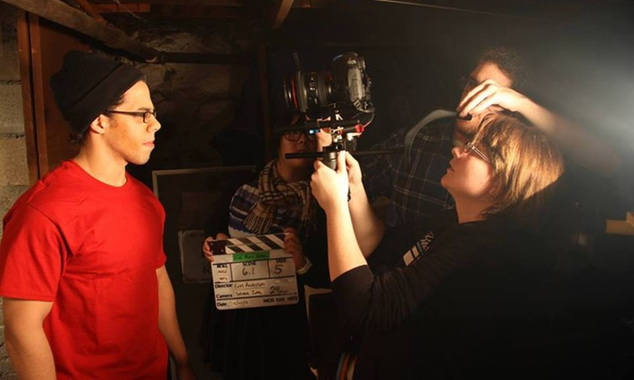 Waverley Knobs Entertainment - Allston: One-Day Intro to Filmmaking Class at Waverley Knobs Entertainment (45% Off)