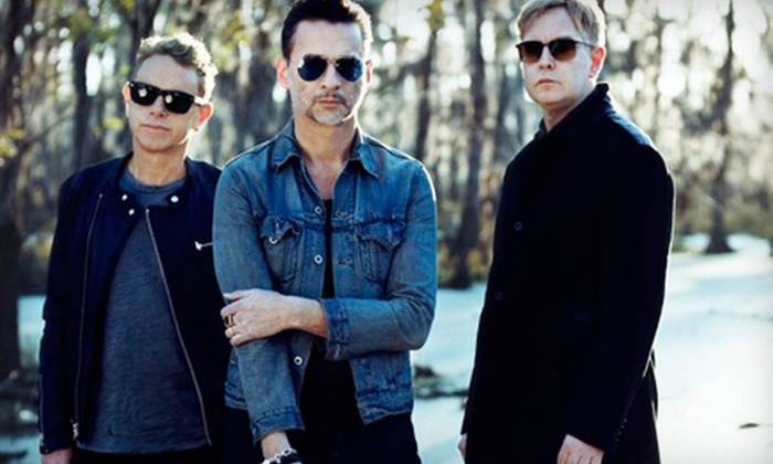 Depeche Mode - MIDFLORIDA Amphitheatre: $15 to See Depeche Mode at MidFlorida Amphitheatre on Saturday, September 14, at 7:30 p.m. (Up to $32 Value)