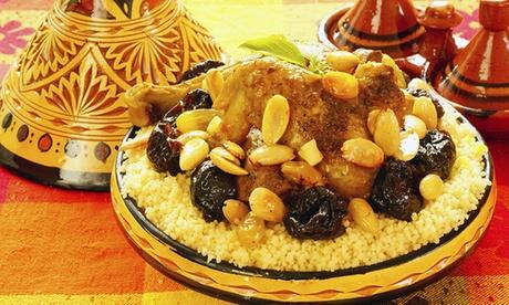 Cocina árabe para dos con entrante, principal y bebida desde 19,95 € o hazlo premium con primero y postre por 24,95 €