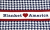 Americana Printed Microplush Throws: Americana Printed Microplush Throws. Multiple Styles Available.