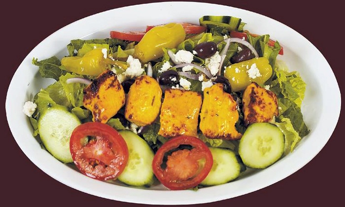 Zaytoon Kabob Bistro (ZK Grill) - Multiple Locations: $16 for $30 Worth of Mediterranean Cuisine at Zaytoon Kabob Bistro (ZK Grill)