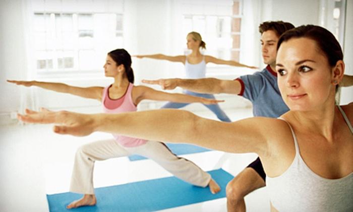 Kashmir Hands - Franklin Square: 10 or 20 Yoga Classes at Kashmir Hands in Franklin Square (Up to 72% Off)
