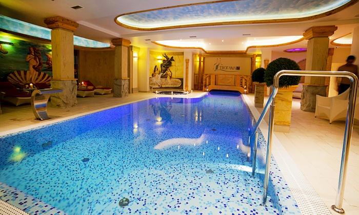 Hotel Trofana 3* - Hotel Trofana: Polnische Ostseeküste: 2, 3, 4, 6 oder 8 Tage für Zwei inkl. Halbpension, 1x Fl. Wein und Spa im Hotel Trofana