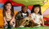 Gymboree Play and Music - Multiple Locations: $35 for One Month of Classes and New Member Fee at Gymboree Play & Music ($119 Value)