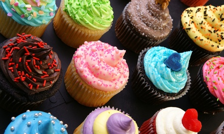 Baked Goods and Coffee at Love Cupcake Cafe (Up to 50% Off). Three Options Available.